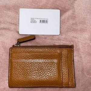 Oroton Avalon mini zip pouch